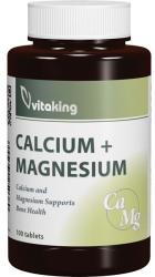 Vitaking Calcium+Magnesium+D3-Vitamin Kapszula (90db)
