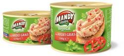 MANDY FOODS Paprikás Növényi Pástétom (200g)