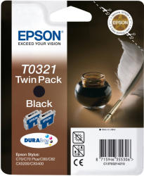 Epson T032142 Twin Pack