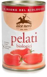 Alce Nero Bio hámozott paradicsom (400g)