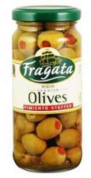 Fragata Zöld olívabogyó paprikával (235g)