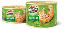 MANDY FOODS Natúr Növényi Pástétom (120g)