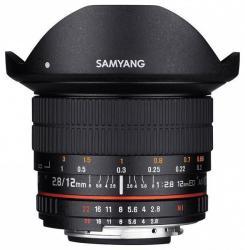 Samyang 12mm f/2.8 ED AS NCS Fish-Eye (Pentax)