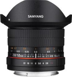Samyang 12mm f/2.8 ED AS NCS Fish-Eye (Canon)