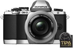 Olympus OM-D E-M10 + EZ-M1442EZ 14-42mm + EZ-M4015 R 40-150mm
