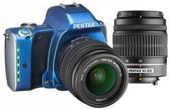 Pentax K-S1 + 18-55mm DAL WR + 50-200mm DAL WR