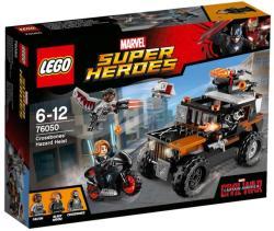 LEGO Marvel Super Heroes - Halálfej veszélyes lopása (76050)