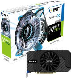 Palit GeForce GTX 750 Ti StormX OC 2GB 128bit PCIe (NE5X75TSHD41-1076F)