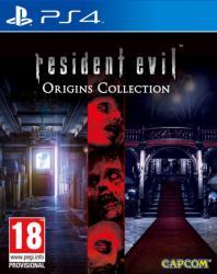 Capcom Resident Evil Origins Collection (PS4)