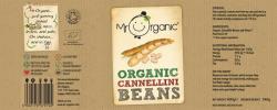 Mr Organic Bio Fehérbab (400g)