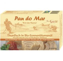 Pan do Mar Tonhal Bio Napraforgóolajban (120g)