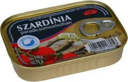 BIG FISH Szardínia paradicsomszószban (110g)