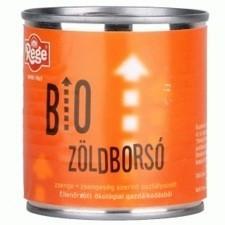 Rege Bio zsenge zöldborsó (200g)