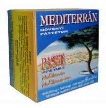 VIRECO Mediterrán Növényi Pástétom (67g)