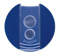 STAEDTLER Kétlyukú Tartályos Hegyező Kék (TS512001)