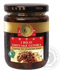 Dr. Chen Chilis Shiitake Gomba (210g)