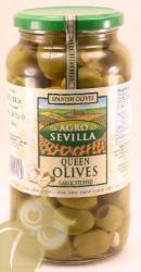 AGRO SEVILLA Magozott Zöld Olívabogyó (935g)
