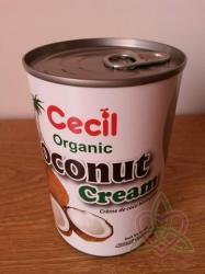 Cecil Bio Kókuszkrém (400ml)