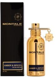 Montale Amber & Spices EDP 50ml