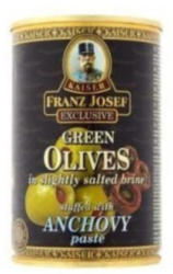 KAISER Olívabogyó szardellakrémmel (300g)