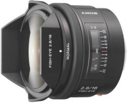 Sony SAL-16F28 16mm f/2.8 Fisheye