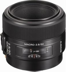 Sony SAL-50M28 50mm f/2.8 Macro