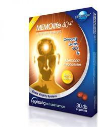 Pharmax MEMOlife 40+ kapszula - 30 db