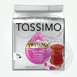 TWININGS Tassimo Apres-Midi d'Orient