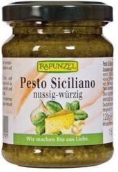 RAPUNZEL Bio Pesto Siciliano Fűszerkrém (120g)
