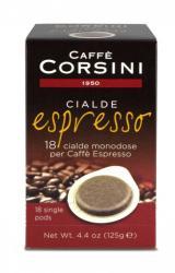 CAFFE CORSINI Espresso Pod 18