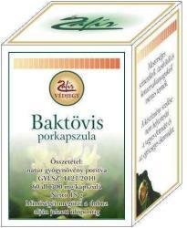 Zafír Baktövis porkapszula 60 db