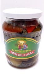 Szatmár aranya Csípős Chili Paprika (670g)