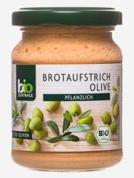 Bio Zentrale Olívás kenyér pástétom (125g)
