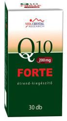 Vita Crystal Q10 Forte kapszula - 30 db