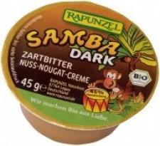 RAPUNZEL Bio Samba Sötét Mogyorókrém (45g)