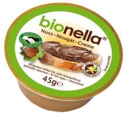 RAPUNZEL Bionella Bio Nugátkrém (45g)