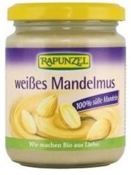 RAPUNZEL Bio 100%-os Fehér Mandulakrém (250g)