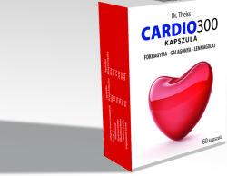 Dr. Theiss Cardio 300 kapszula - 60 db