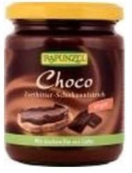 RAPUNZEL Csokoládékrém Tej És Mogyoró Nélkül (250g)