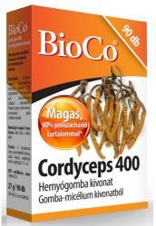 BioCo Cordyceps 400 (kínai hernyógomba) tabletta - 90 db