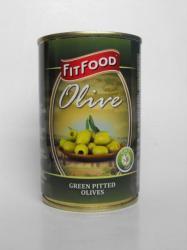 FITFOOD Zöld Magozott Olívabogyó (300g)