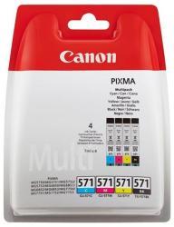 Canon CLI-571 MultiPack (BK/C/M/Y) 0386C005