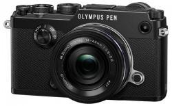 Olympus PEN-F+Pancake KIT ED 14-42mm