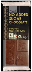 Plamil Glutén- És Laktózmentes Csokoládé Xylittel Édesítve (45g)