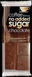 Plamil Glutén- És Laktózmentes Kávés Csokoládé Xylittel Édesítve (45g)