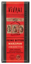 VIVANI Bio Étcsokoládé Marcipán-Amaretto (100g)