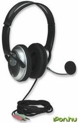 Manhattan Classic Stereo Headset 175555