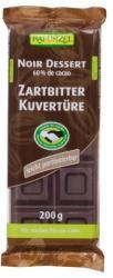 RAPUNZEL Bio Étcsokoládés Tortabevonó (200g)
