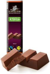 CAVALIER Tejcsokoládé Steviával Édesítve (44g)