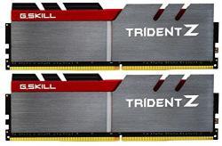 G.SKILL TridentZ 32GB (2x16GB) DDR4 3000Mhz F4-3000C15D-32GTZ